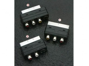 Audio & Optical Adaptors