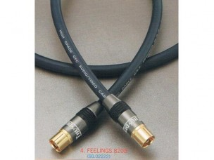 High Resolution S-VHS Composite Video Cable