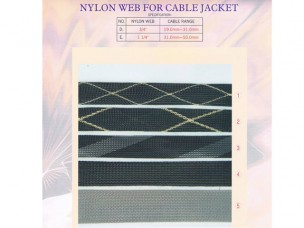Nylon Web for Cable Jacket