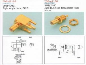 SMB /SMC Series&1.0/2.3, 1.6/5.6 Series