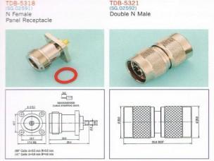 N ADAPTOR & UHF Series